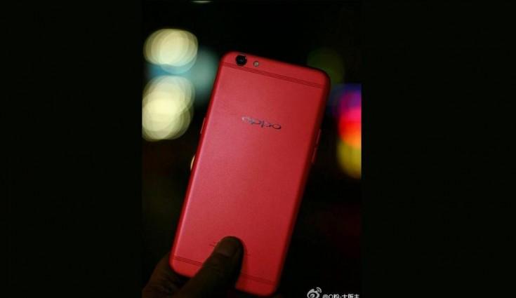 نسخه قرمز گوشی Oppo F3 در این هفته آماده عرضه خواهد شد