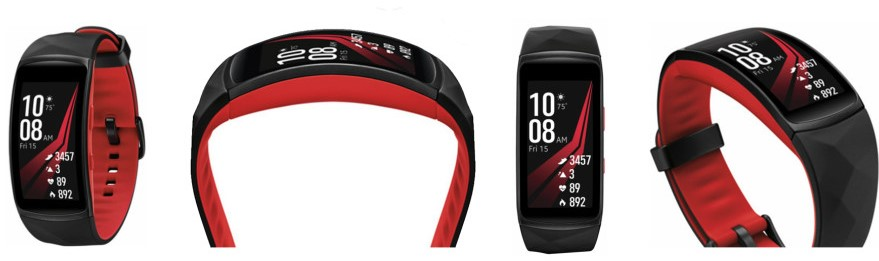 تصاویر و مشخصات سامسونگ Gear Fit 2 Pro فاش شد؛ تمام عیار در صنعت گجتهای پوشیدنی