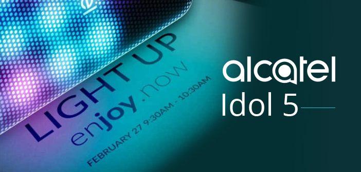 تصاویر و قیمت Alcatel Idol 5 قبل از رونمایی رسمی فاش شد