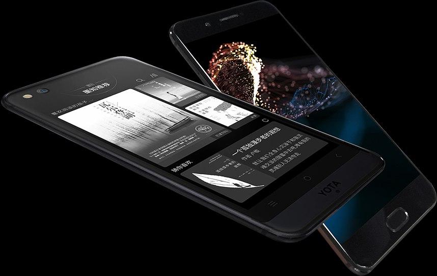 رندرهای یوتافون 3 (YotaPhone 3) لو رفت؛ صفحه نمایش دوم در پشت دستگاه