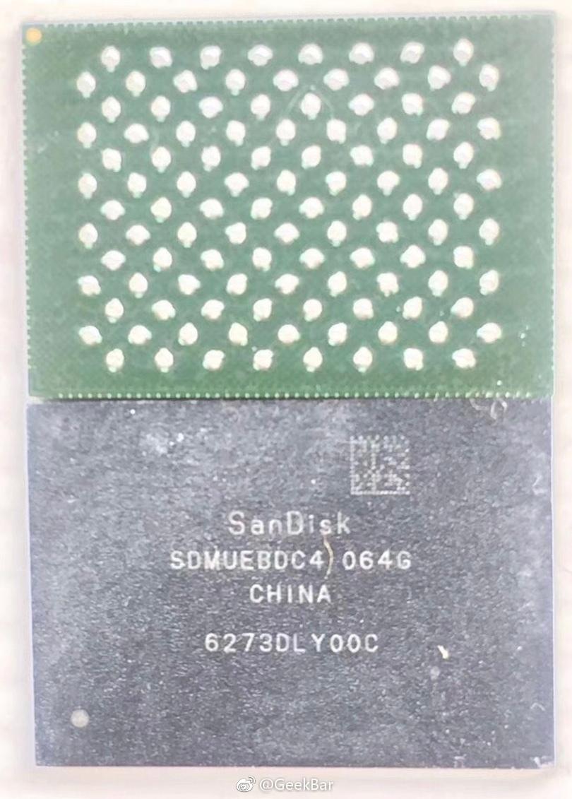 San Disk حافظه برای آیفون