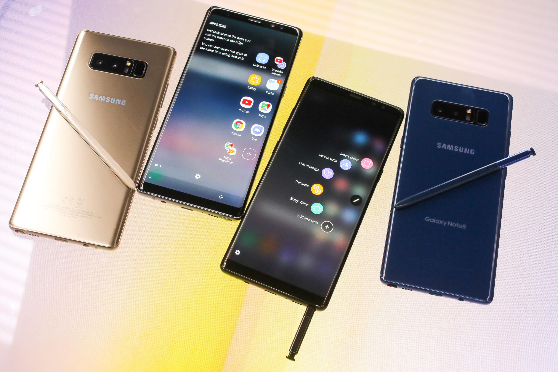 5 دلیل برای خرید گوشی هوشمند سامسونگ گلکسی نوت 8 (Galaxy Note 8)