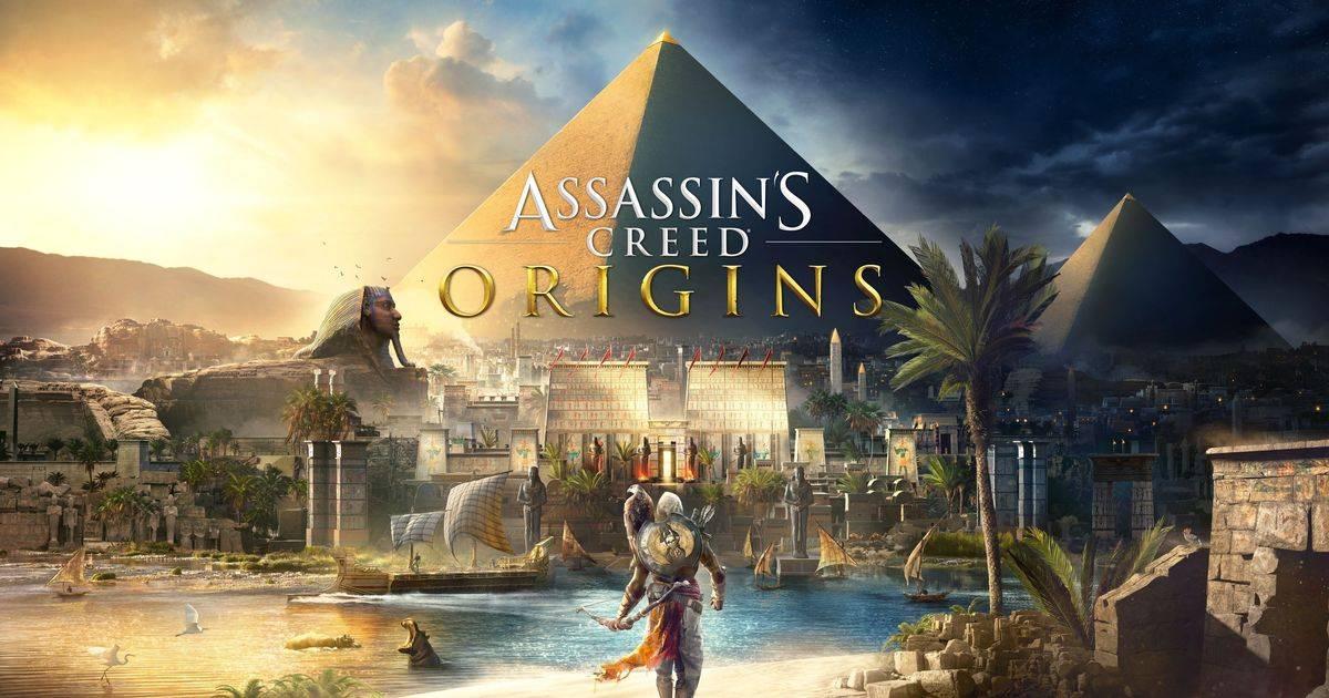 تماشا کنید: ویدیوی جدیدی از بازی Assassin's Creed Origins منتشر شد