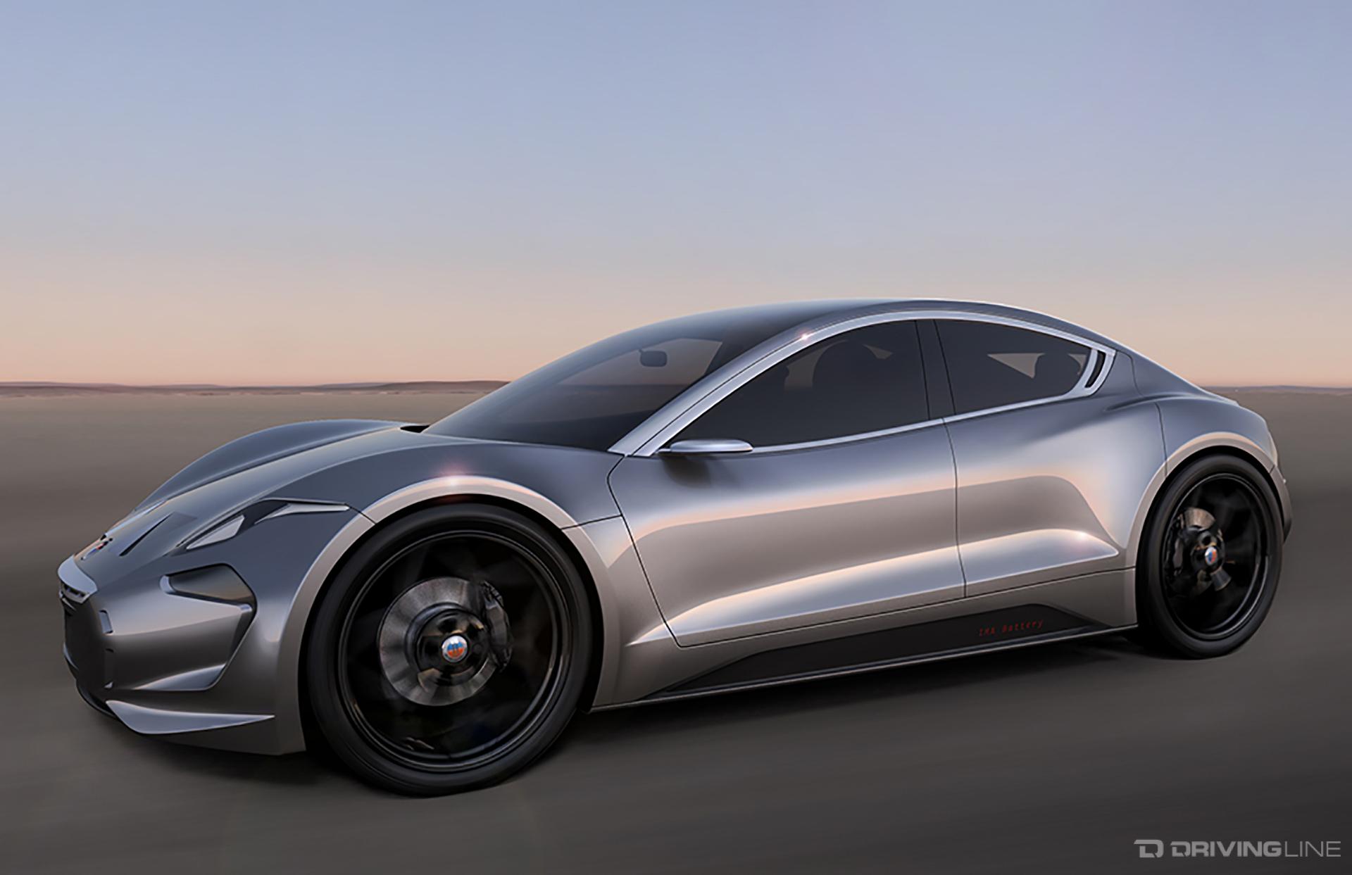 کمپانی فیسکر در رویداد CES 2018 خودرویی مجلل را برای رقابت با تسلا معرفی خواهد کرد