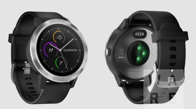 تصاویر جدیدی از ساعت هوشمند Garmin Vivoactive 3 به بیرون درز کرد
