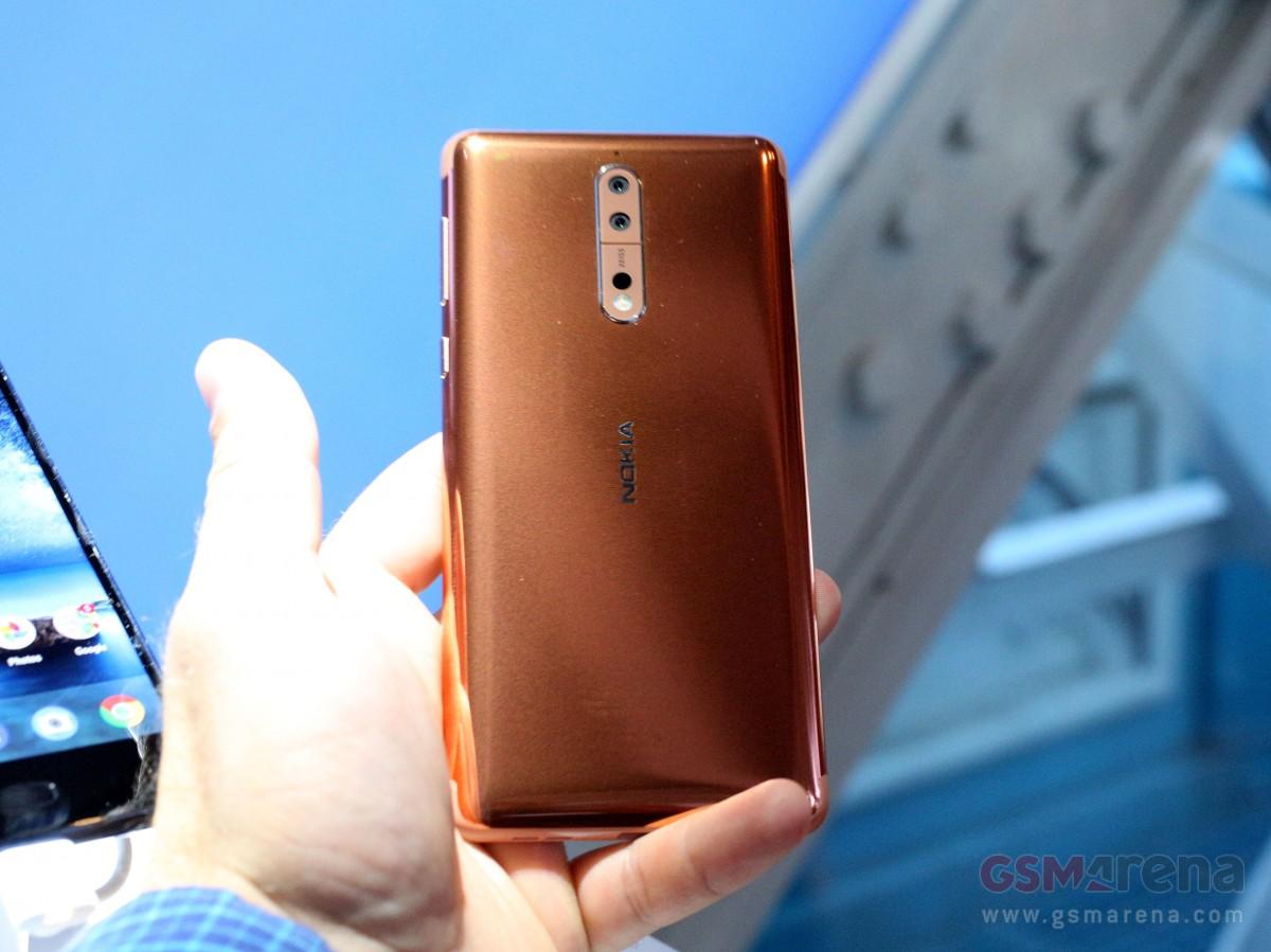 نمونه تصاویر گرفته شده توسط دوربین Nokia 8
