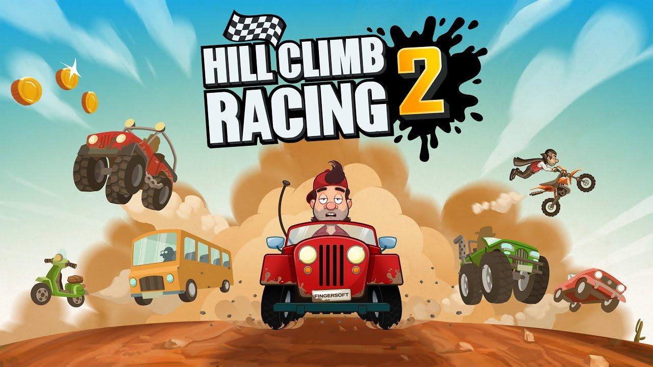 مگنیتو : Hill Climb Racing 2 ؛ تپه ها را فتح کن!