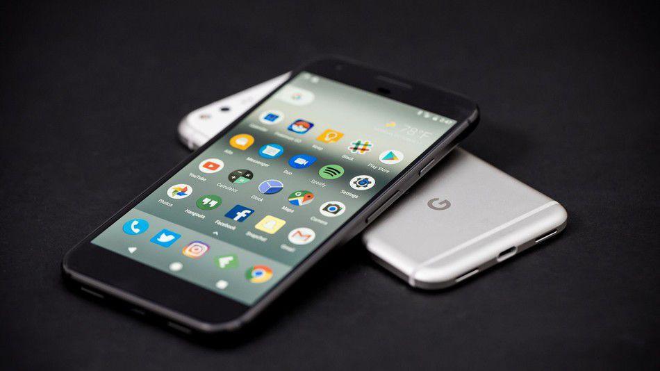 رندرهای گوگل Google Pixel 2 و ۲ Pixel XL لو رفتند
