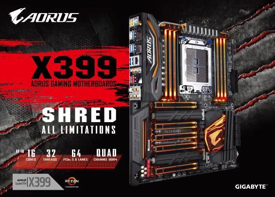 با مادربردX399-Gaming 7؛ به پردازنده های AMD سلام کنید