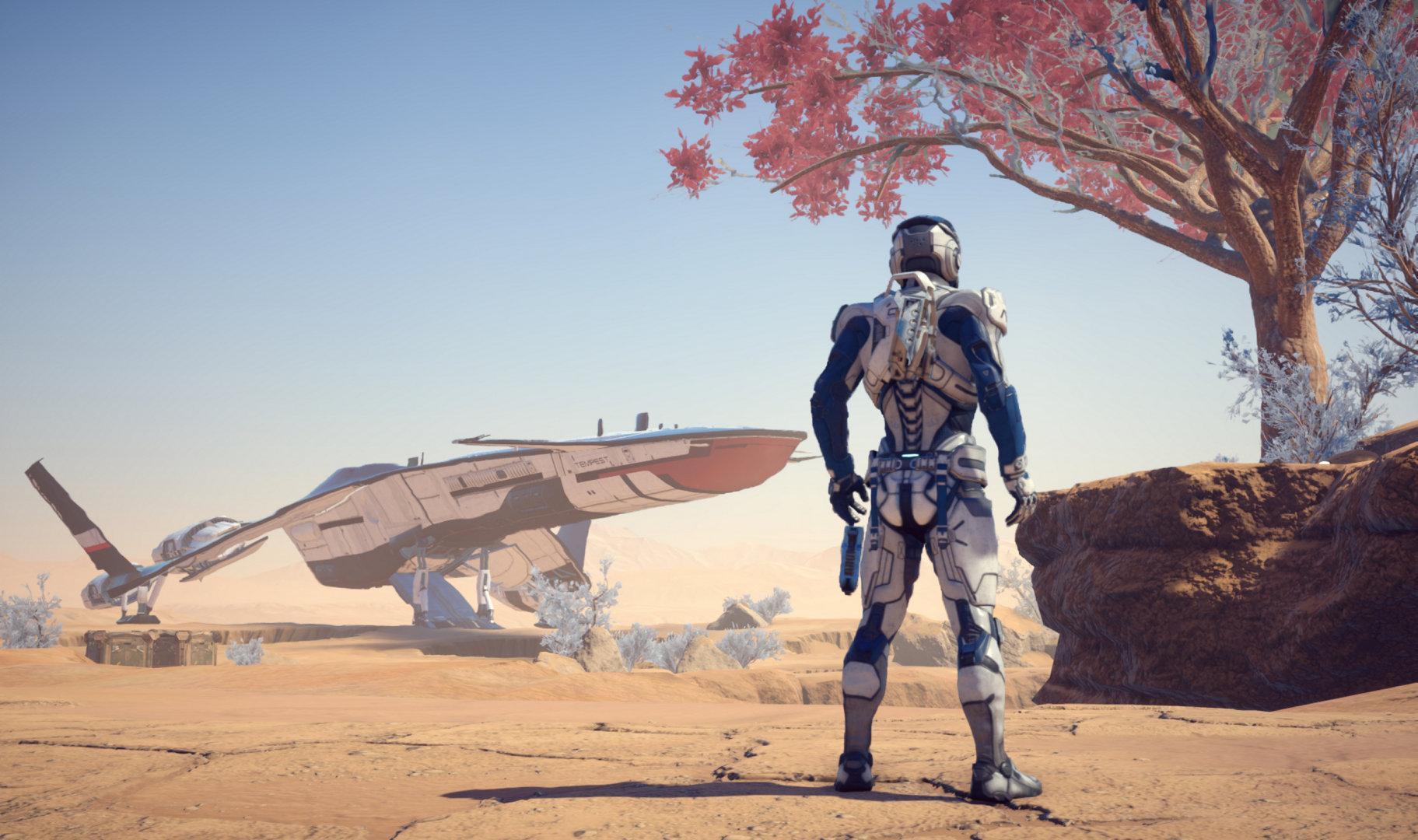 Mass effect: Andromeda  محتوای داستانی تک نفره دیگری دریافت نخواهد کرد
