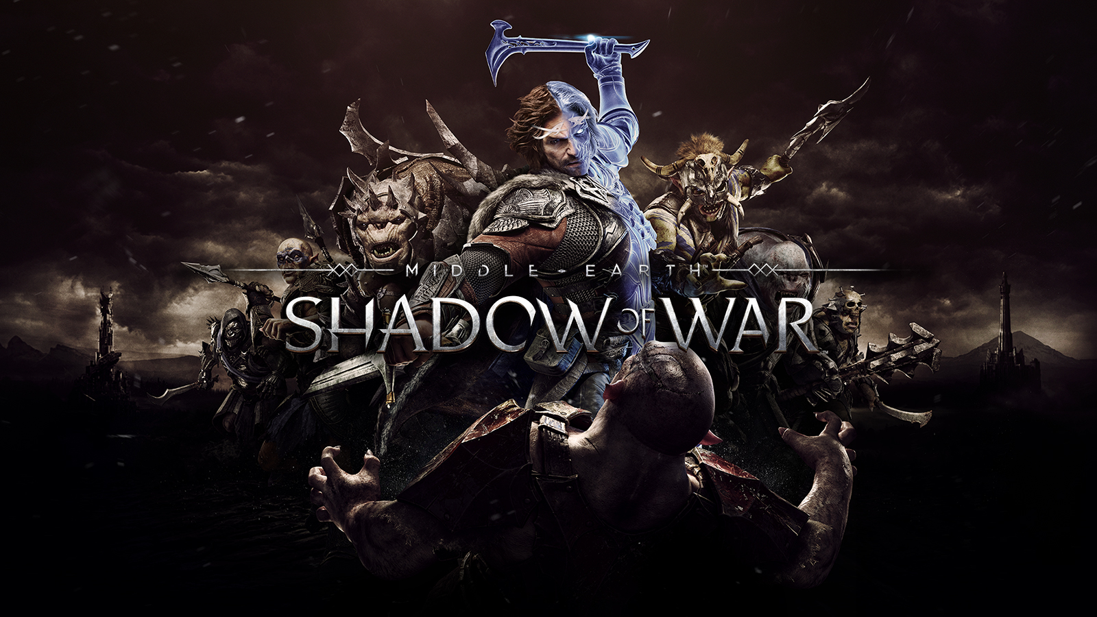 تریلر گیمزکام Middle Earth: Shadow of War منتشر شد