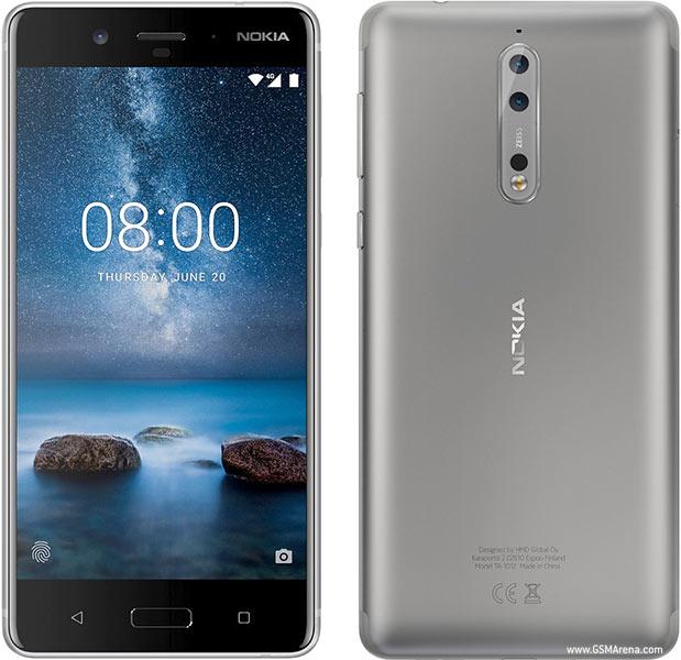 نوکیا 8 (Nokia 8) رسما معرفی شد ؛ نخستین تلفن نوکیا با دوربین دوگانه