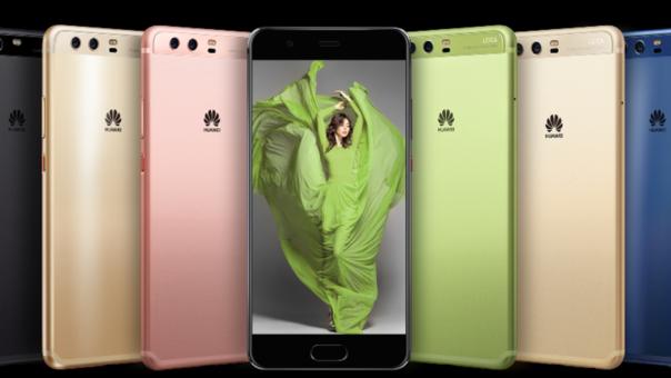 هواوی پی 10 پلاس (Huawei P10 Plus) در رنگ مشکی براق عرضه شد