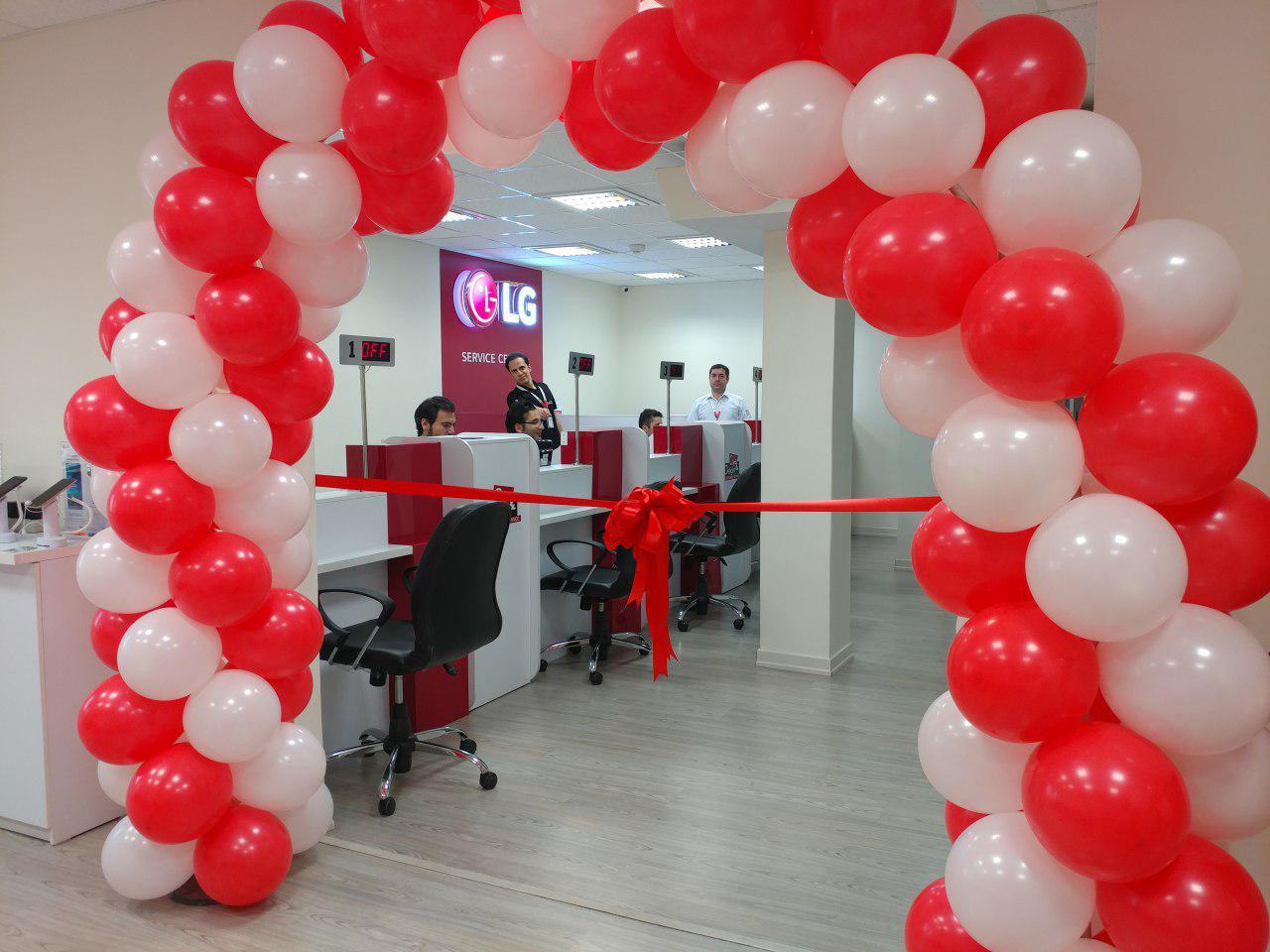 شعبه جدید خدمات موبایل الجی؛ تعمیر در حضور مشتری برای اولین بار