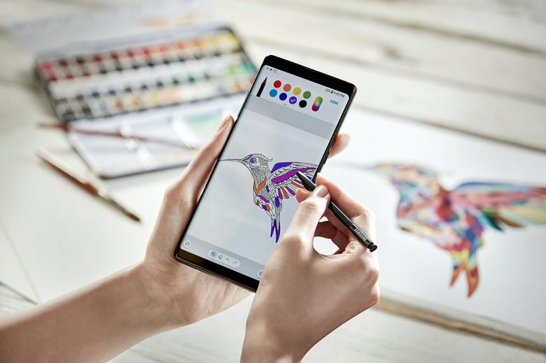 احتمالا قابلیت های جدید S Pen شامل ضبط امضای دیجیتال و همراه داشتن میکروفون است