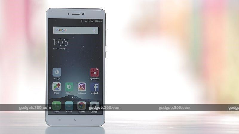 فروش ۵ میلیون تلفن شیائومی ردمی نوت ۴ آن هم در هند!