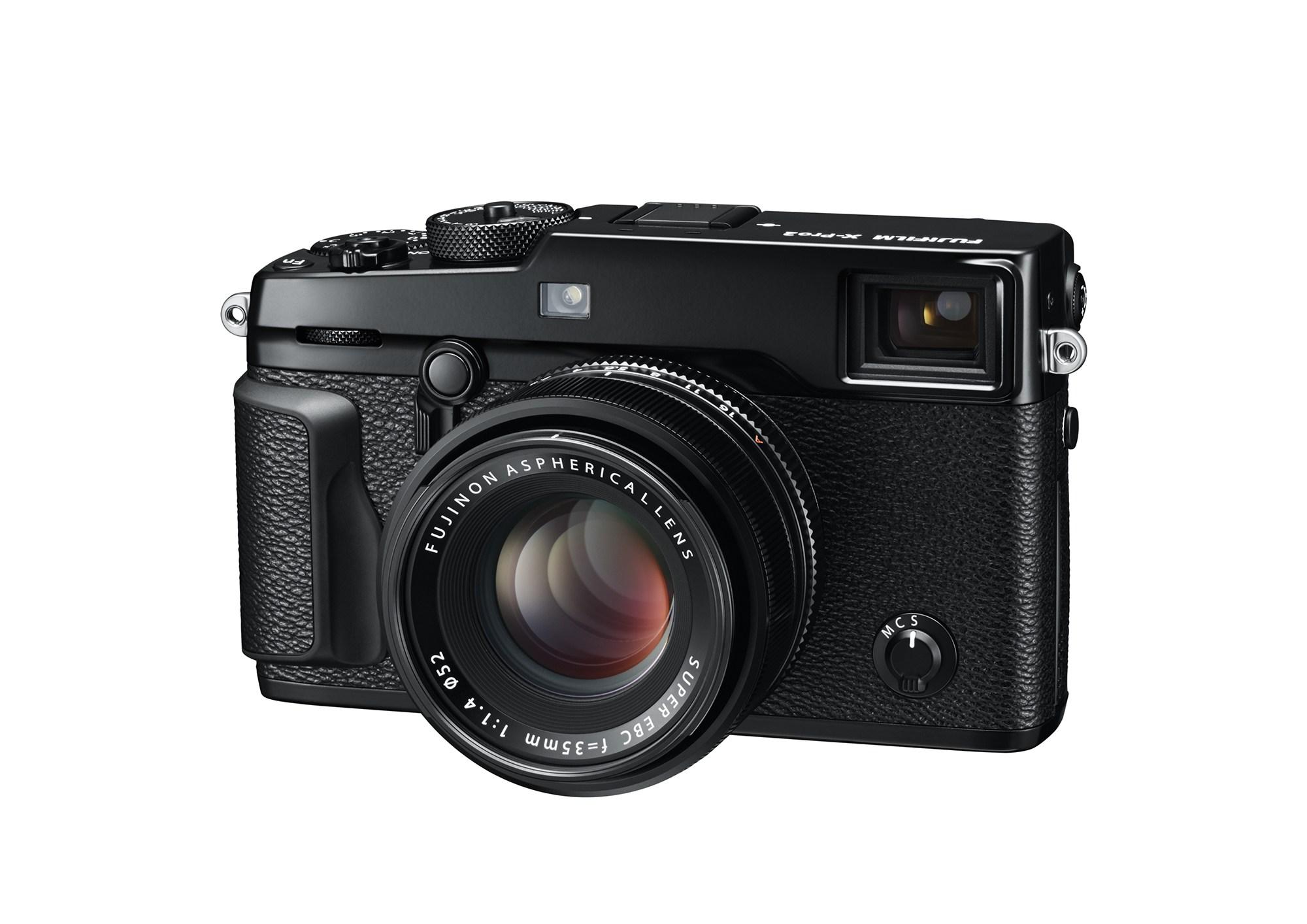 قابلیت ضبط ویدیوی 4K همراه با بروزرسانی جدیدی به دوربین Fujifilm X-Pro2 خواهد آمد
