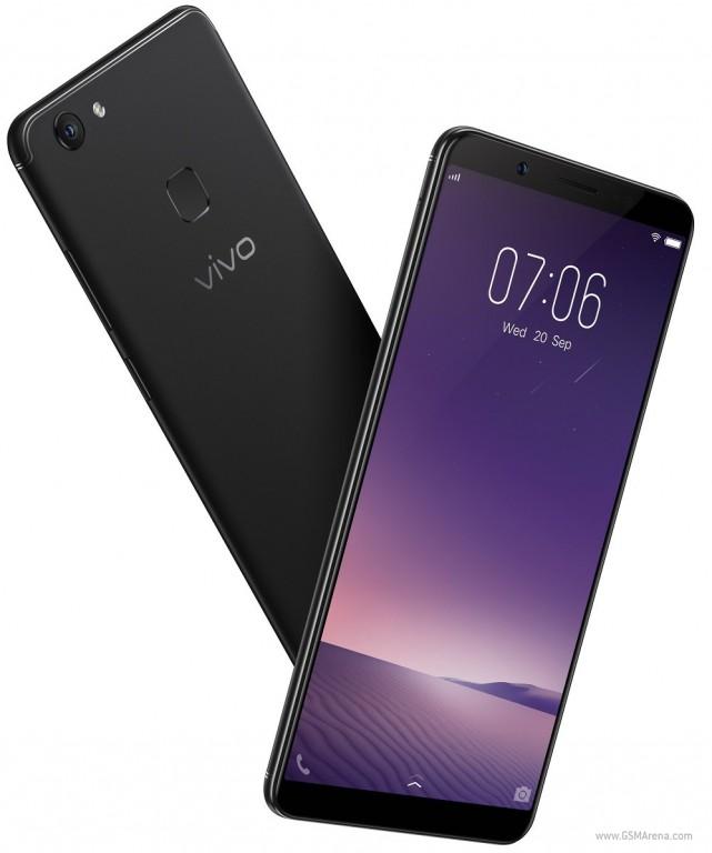 موبایل Vivo V7 Plus به صورت رسمی معرفی شد؛صفحه نمایش 6 اینچی و بدون حاشیه