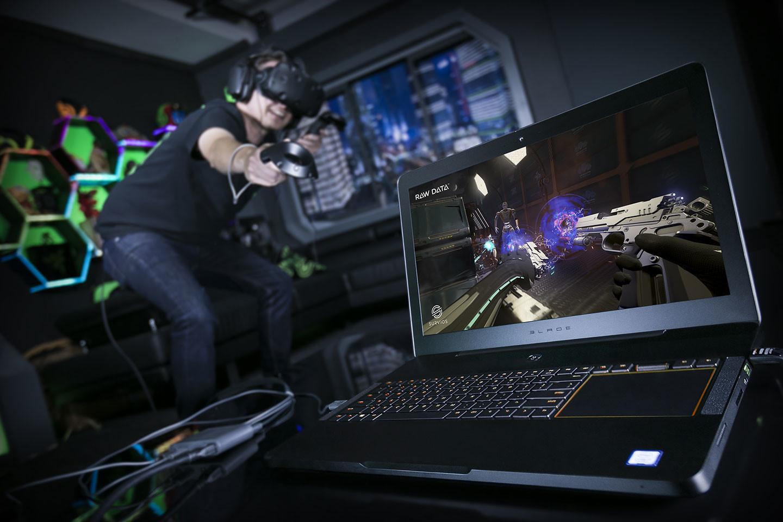 شرکت Razer لپتاپ جدید Blade Pro را با کارت گرافیک GTX 1060 معرفی و عرضه میکند