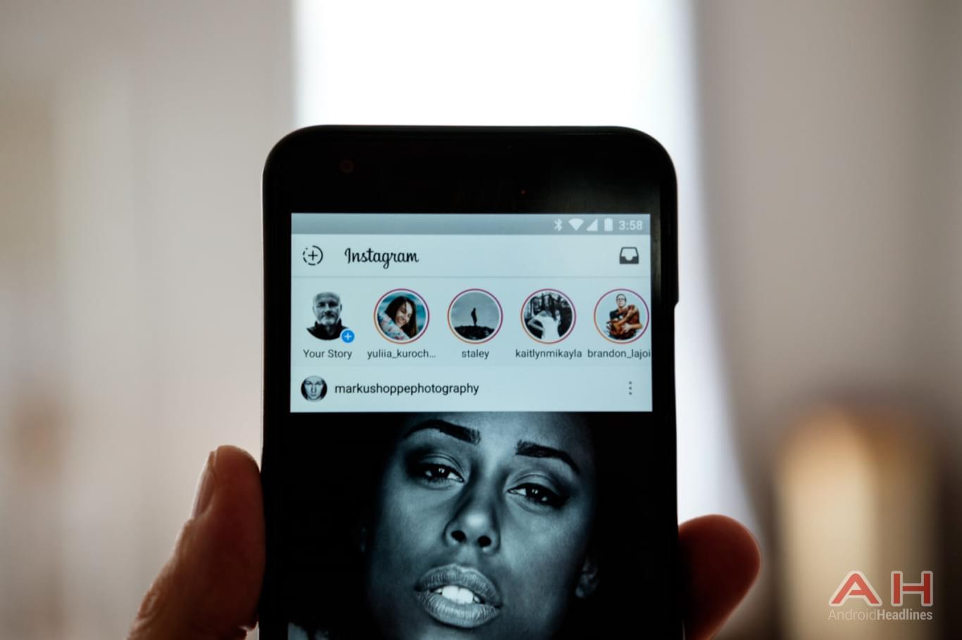 اینستاگرام در حال آزمایش اشتراک گذاری استوریها به طور مستقیم بر روی فیسبوک است