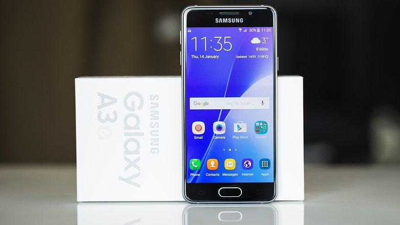 کاربران مشکلات شارژ شدن باتری (Samsung Galaxy A3 (2016 را گزارش میدهند