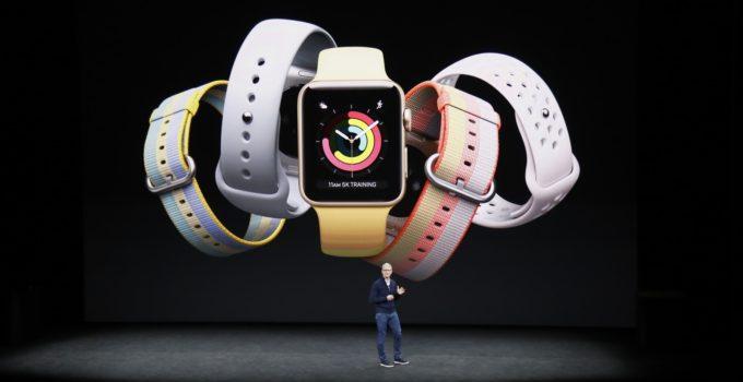 قیمت اپل واچ 3 LTE رسما اعلام شد، 399 دلار