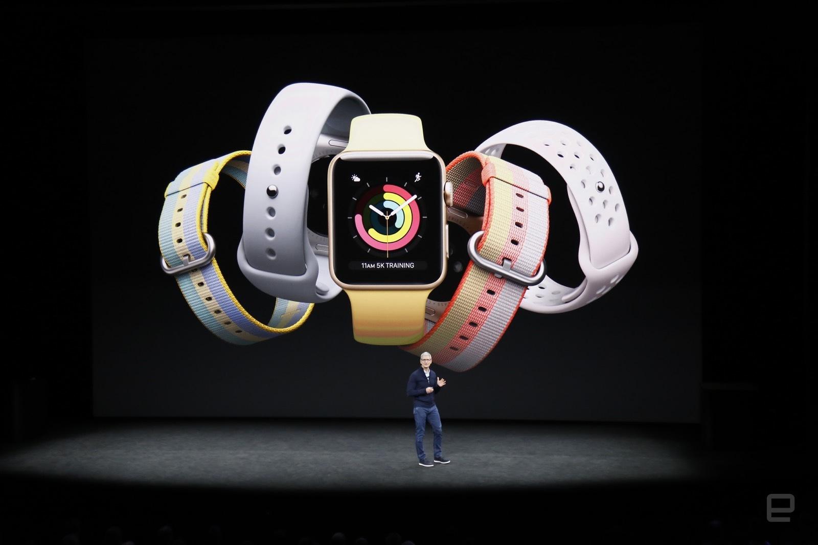قیمت اپل واچ 3 LTE