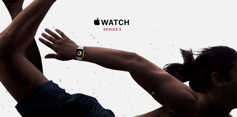 تماشا کنید: ویدیو معرفی اپل واچ سری 3 (Apple Watch Series 3)
