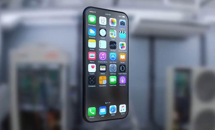 تجزیه و تحلیل سنسورهای 3D آیفون 8؛ تمامی رنگهای این گوشی با پنل جلوی مشکی عرضه می شوند