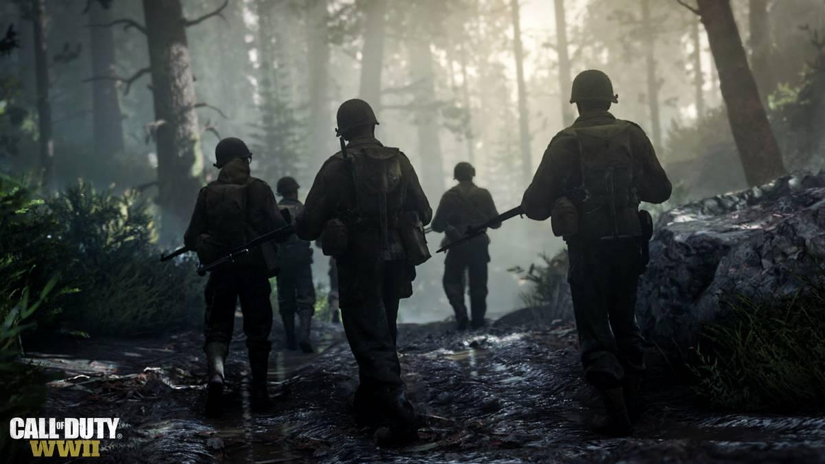 بتای عمومی بازی Call Of Duty: WWII در دسترس کاربران PC قرار گرفت
