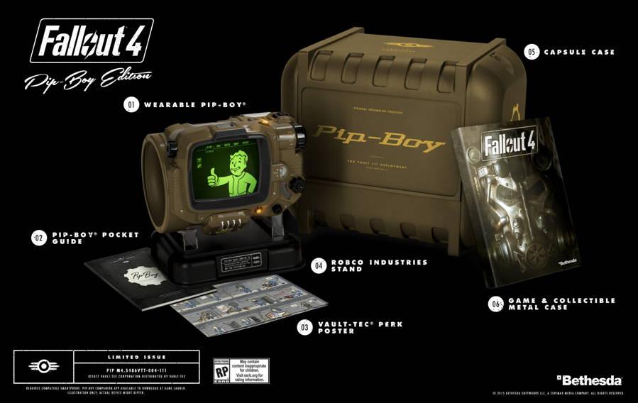 نسخه Game Of The Year Edition بازی Fallout 4 در دسترس قرار گرفت