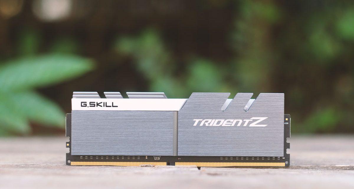 شرکت G.SKILL کیت جدید حافظه DDR4 را با فرکانس 4600 مگاهرتزمعرفی کرد!