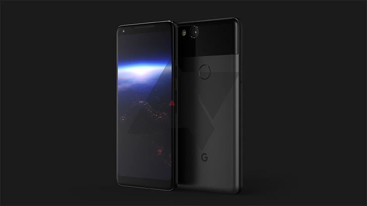 Google Pixle 2 - Toranji.ir - Google - گوگل پیکسل 2 - گوگل - ترنجی