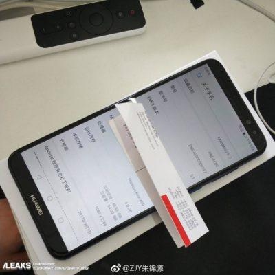 تصاویر واقعی دیگری از هواوی جی 10 منتشر شد