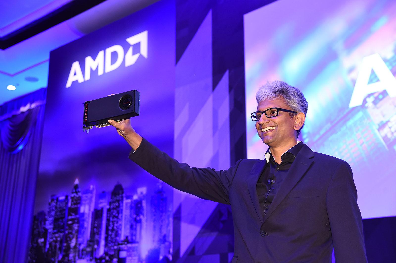 آقای راجا کودوری بصورت موقت AMD RTG را ترک خواهد کرد!