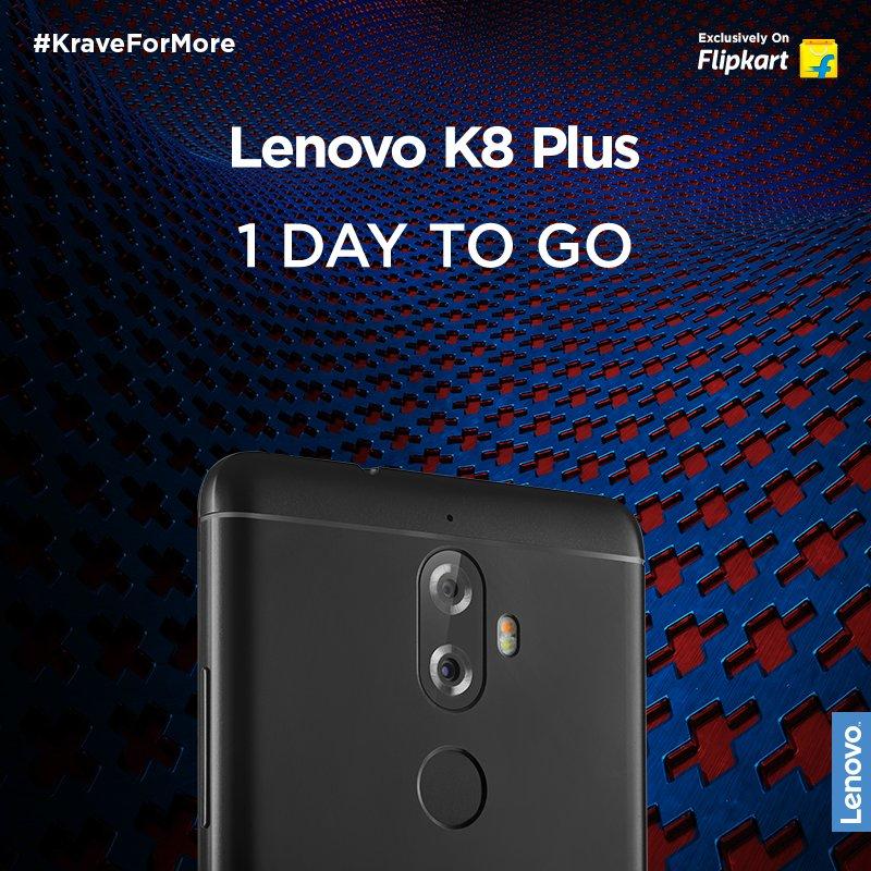 لنوو K8 Plus به صورت رسمی فردا رونمایی خواهد شد