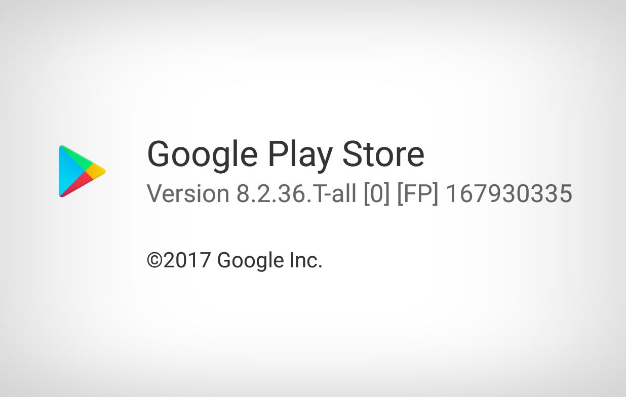 نسخهی جدید برنامهی گوگل پلی استور (Google Play Store) منتشر شد