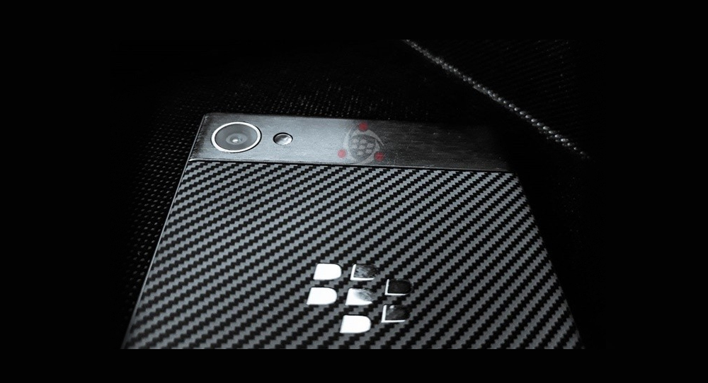 تصاویر واقعی بلکبری کریپتون (Blackberry Krypton) منتشر شد