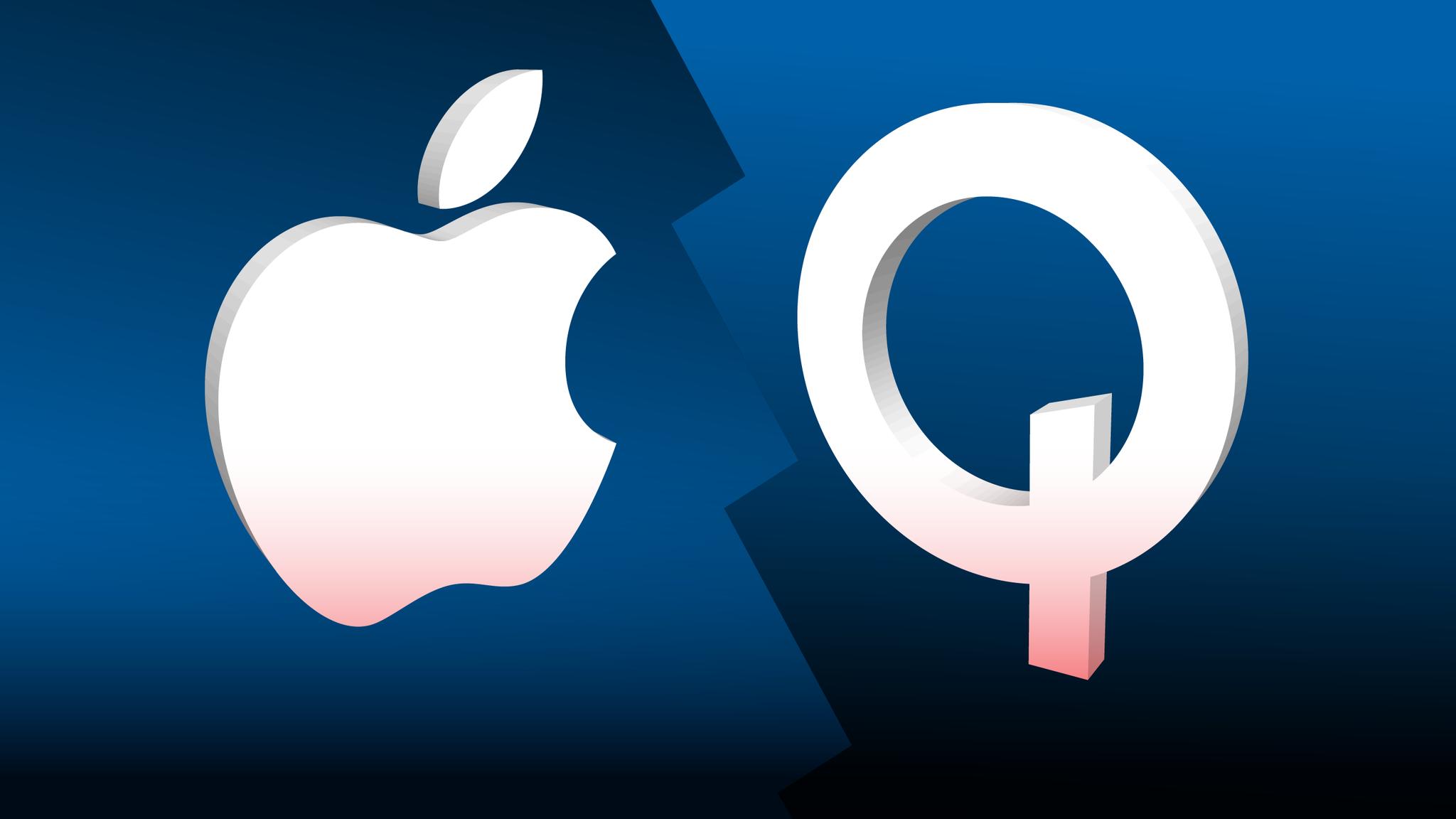 آیفون 2017: کوالکام با نشان دادن فهرستی از اولین اختراعات به کار رفته در گوشیهای پرچمدار اندرویدی، کمپانی اپل را سرزنش میکند