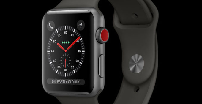 اپل واچ سری 3 (Apple Watch Series 3) قابلیت LTE دارد