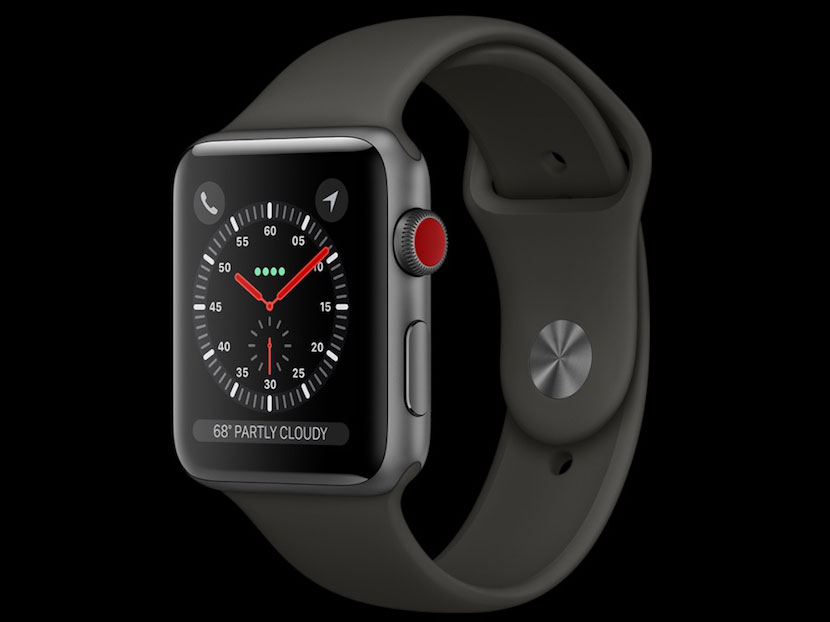 اپل واچ سری 3 (Apple Watch Series 3) قابلیت LTE دارد