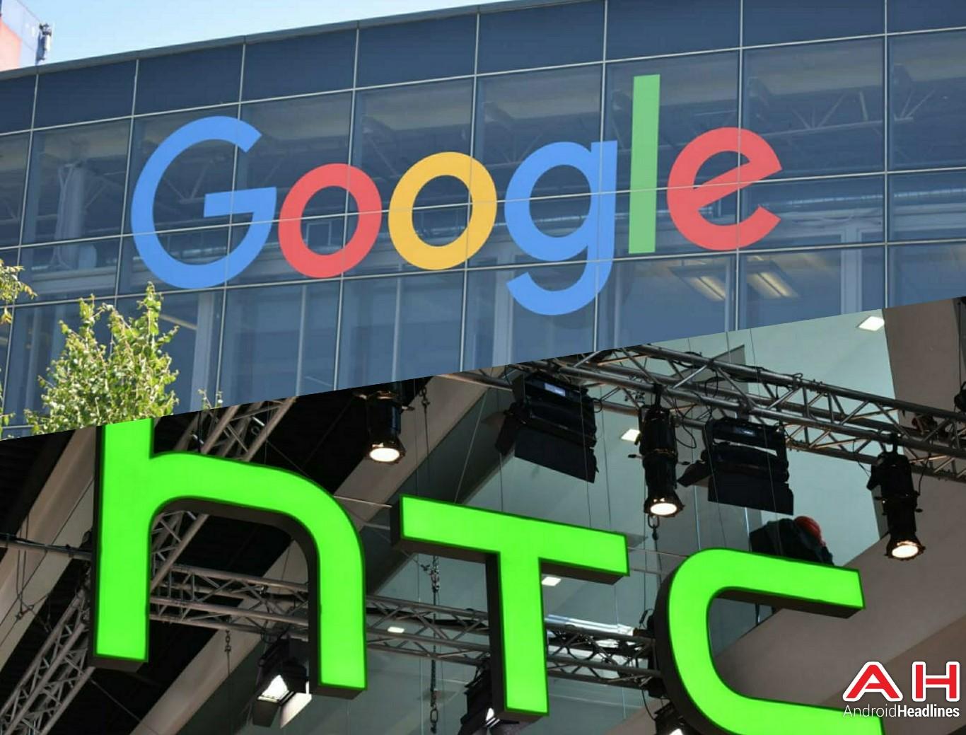 گوگل در حال خرید اچتیسی