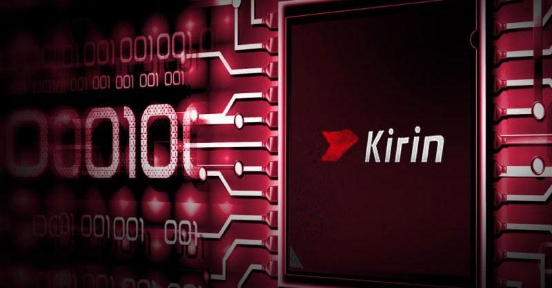 پردازنده کایرین 970 با مودم Cat 18  با سرعت 1.2Gbps رویت شد
