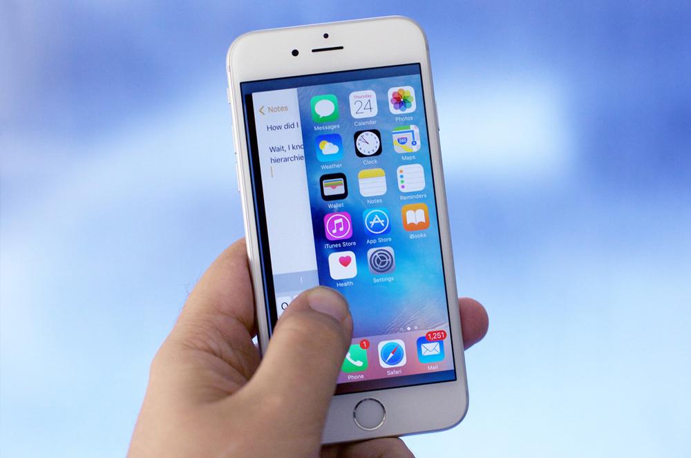در آپديت های بعدی iOS 11 ژست تاچ سه بعدى براى باز كردن مالتى تسكينگ باز خواهد گشت