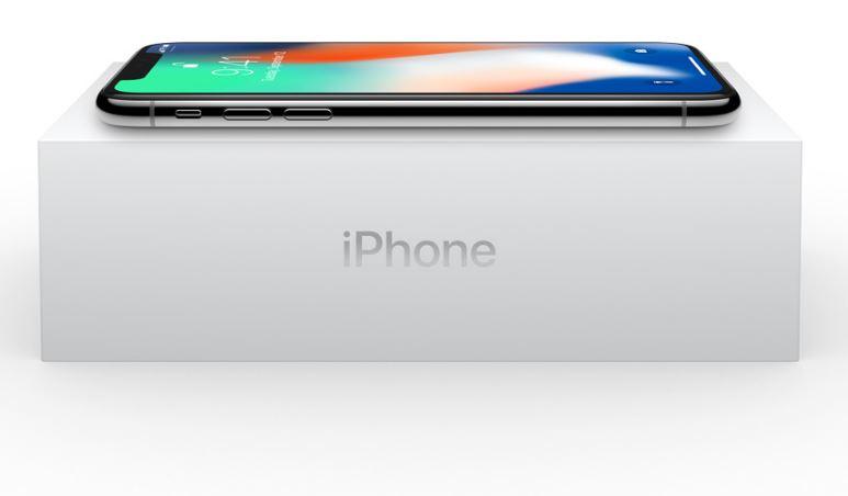 حافظه آیفون تن (iPhone X) حداقل 64 گیگابایت است، مدل 256 گیگ به جای مدل 128 گیگ عرضه می شود