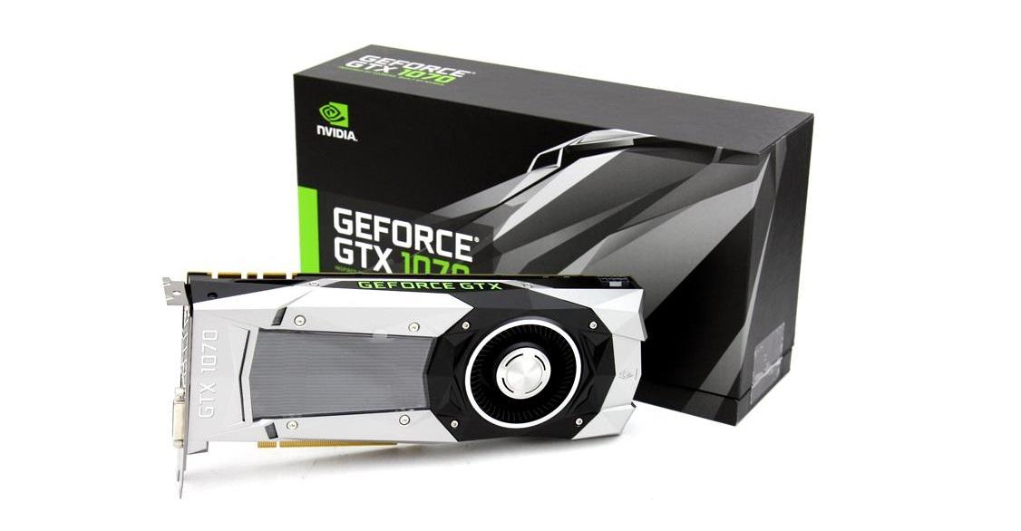 مشخصات کامل Nvidia GTX 1070Ti منتشر شد