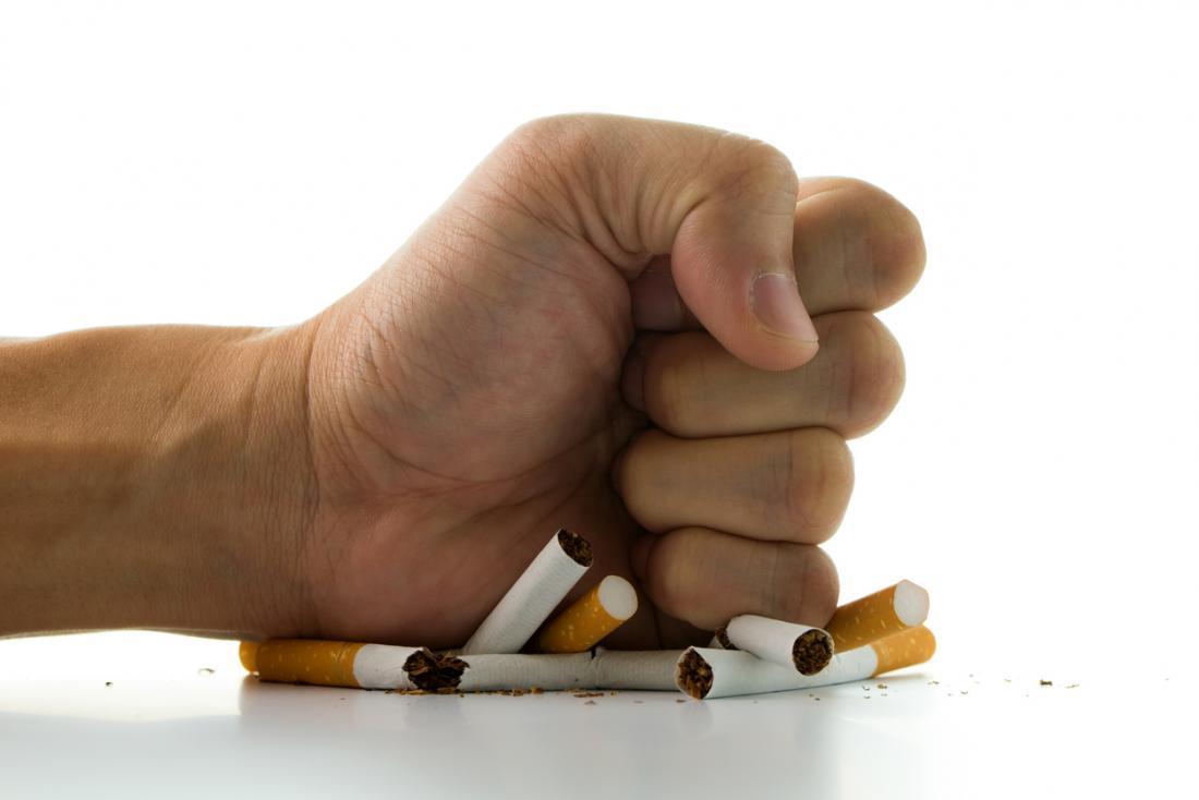 پنج روش برای ترک سیگار