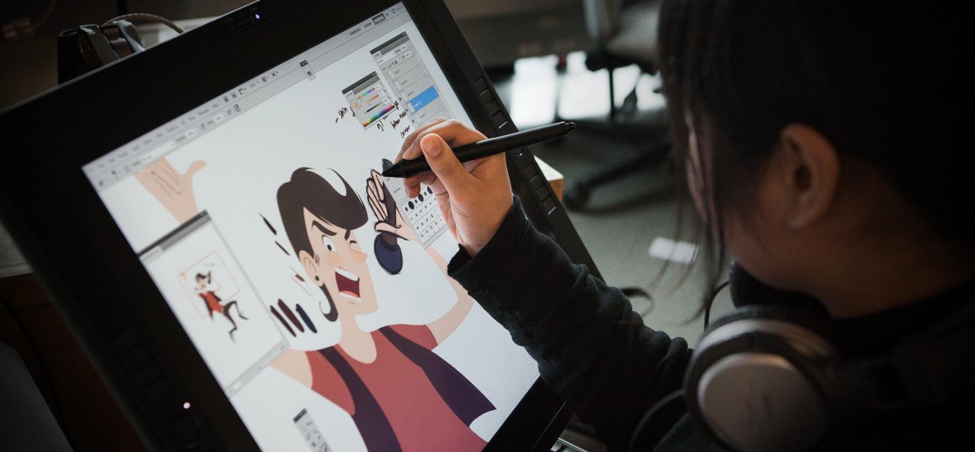 وکوم - تبلت گرافیکی - طراحی گرافیک - قلم نوری - ترنجی - Toranji.ir