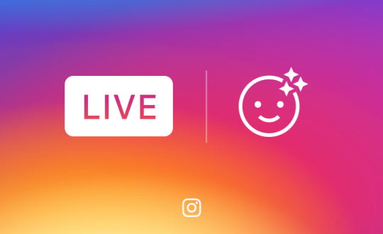 اینستاگرام برای ویدیوهای زنده فیلتر صورت اضافه میکند