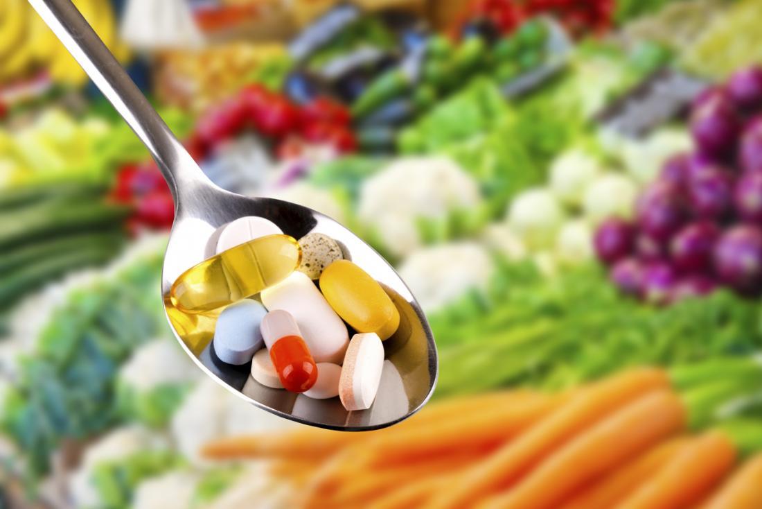 بهترین زمان برای مصرف ویتامین